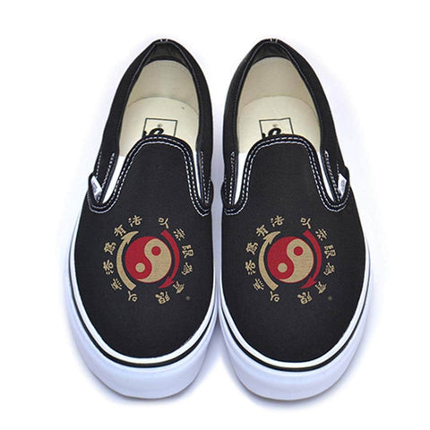 Core Symbol Vans Classic Slip-On Sneakers