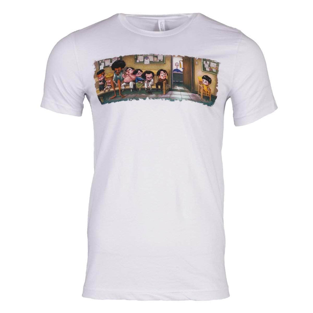 The Octagon T-shirt