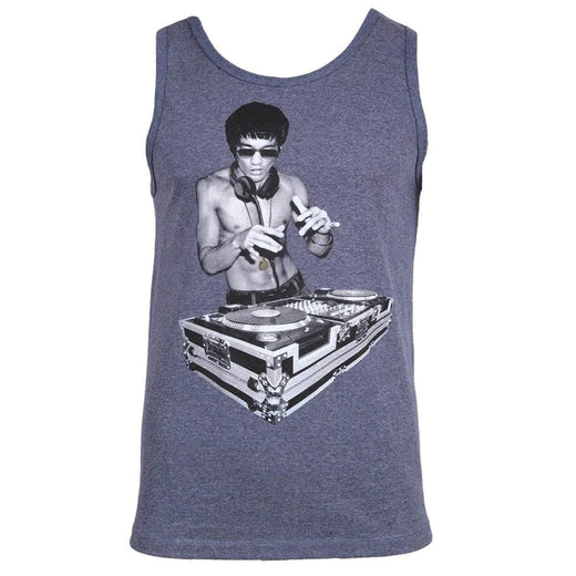 DJ Dragon Classic Tank Top - Heather Navy