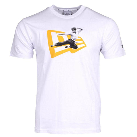 Flying New Era T-shirt - White | Shop the Bruce Lee Official Store