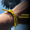 Infinite Optimism Rastaclat Bracelet | Shop the Bruce Lee Official Store