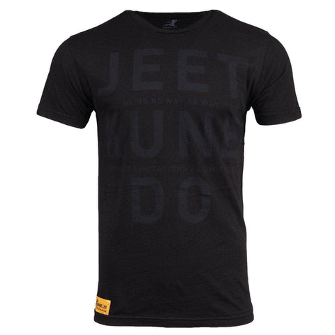 JKD Matte T-shirt | Shop the Bruce Lee Official Store