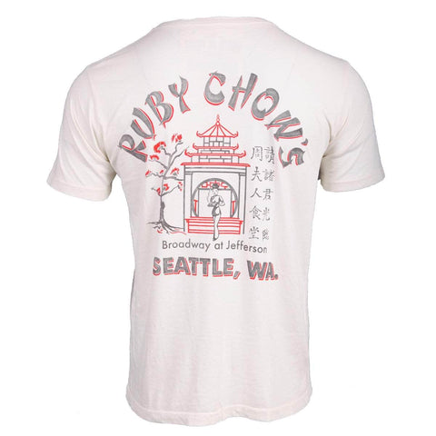 Ruby Chows Seattle T-shirt