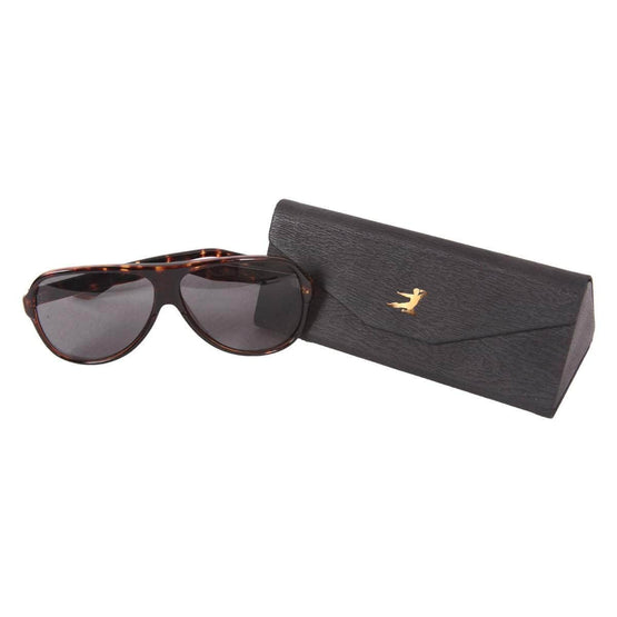Signature Sunglasses - Tortoiseshell  with Case | Shop the Bruce Lee Official Store