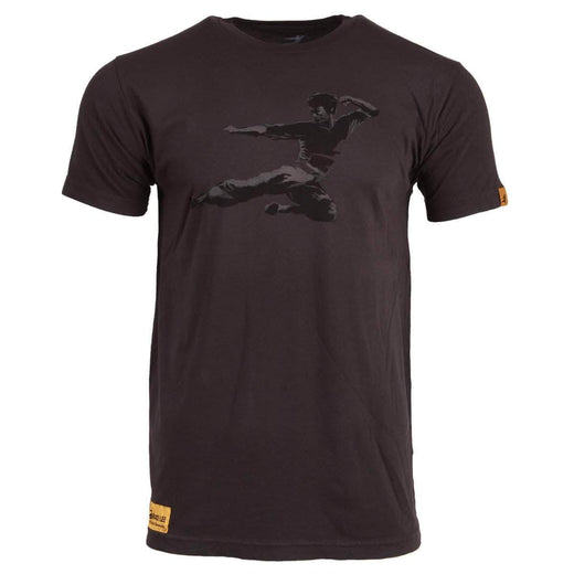 Flying Man Painted T-shirt