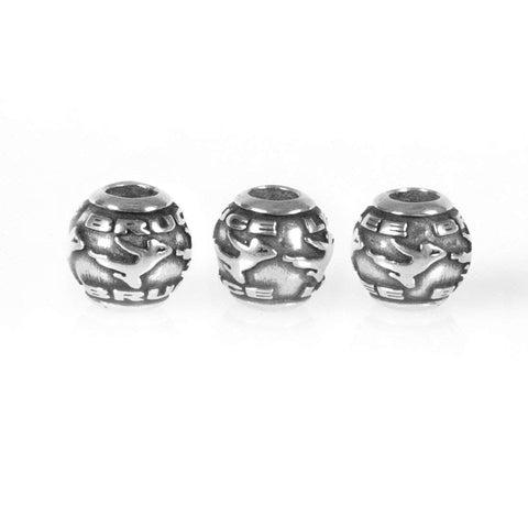 MarcCo Jewelers Accessories Flying Man Sterling Silver Bead