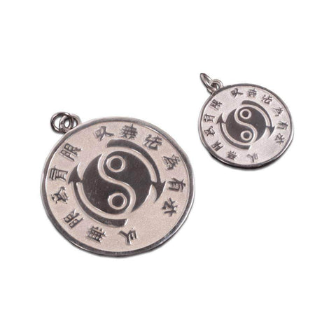 MarcCo Jewelers Jewelry Core Symbol Sterling Silver Medallion