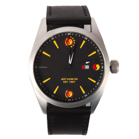 Meister Watch Limited Edition Stages of Cultivation Watch - Brushed Silver