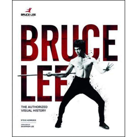 Sterling Publishing Book Bruce Lee - The Authorized Visual History