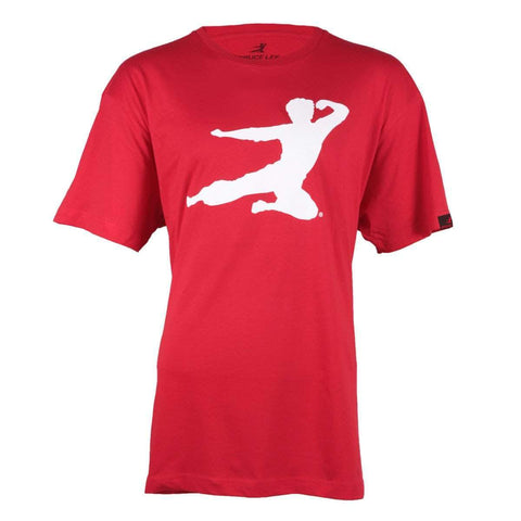 T Tycoon Shirt Flying Man T-shirt - Red