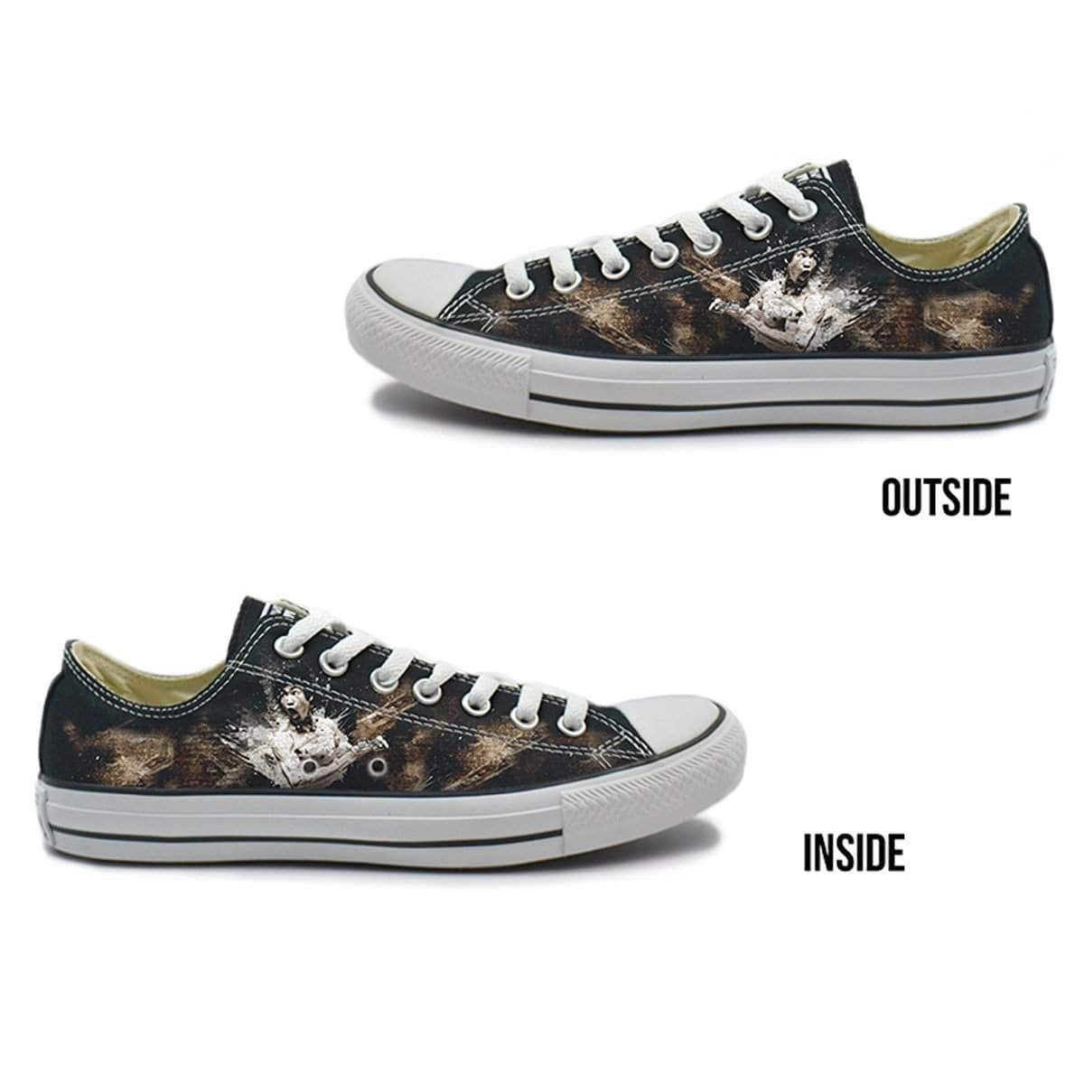 95679c8c532940 The Ave Shoe Breakthrough Converse Chuck Taylor All Star Low Top Sneakers  ...
