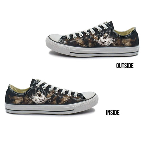 The Ave Shoe Breakthrough Converse Chuck Taylor All Star Low Top Sneakers