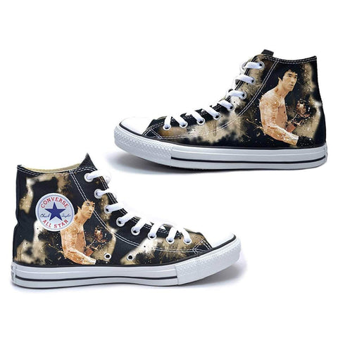 The Ave Shoe Dragon Story Converse Chuck Taylor All Star High Top Sneakers