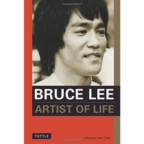 Tuttle Book Bruce Lee: Artist of Life