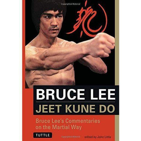 Tuttle Book Bruce Lee: Jeet Kune Do