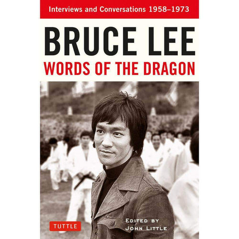Tuttle Book Bruce Lee: Words of the Dragon