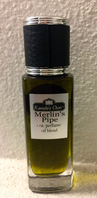 Merlin's Pipe perfume oil