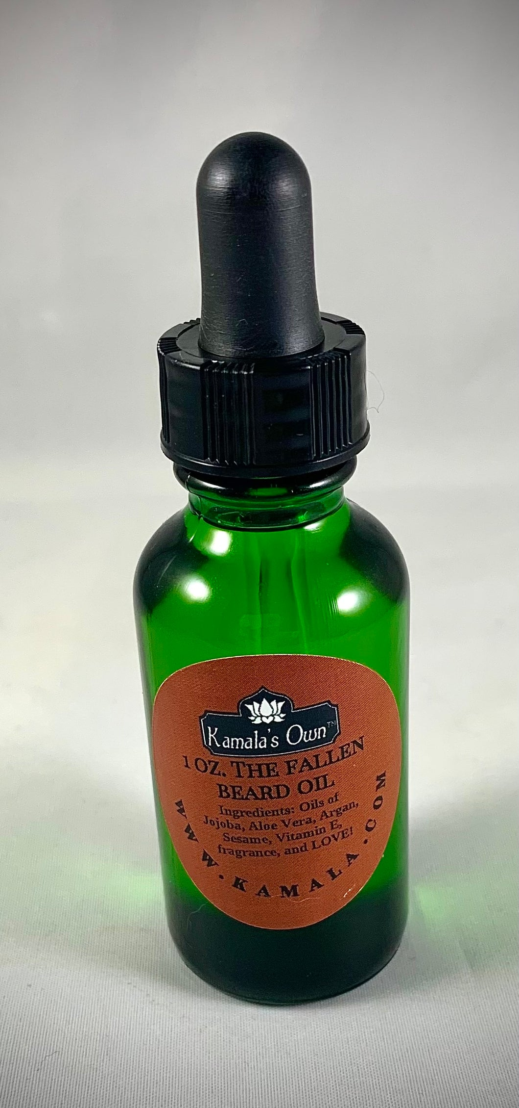 Beard oil—The Fallen
