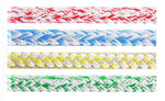 universal cruising double braided polyester line resistant to UV