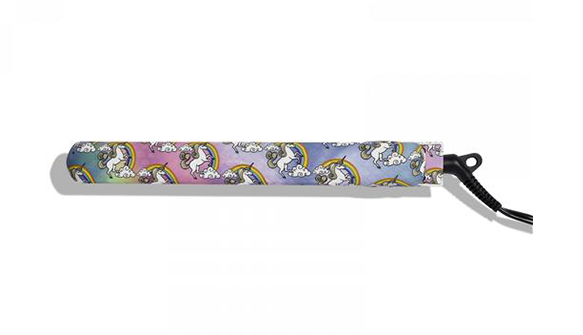 Pyt 1 25 Ceramic Flat Iron Unicorn Print Best Flat