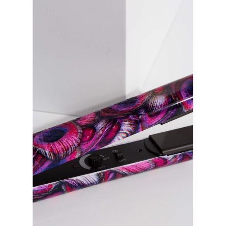 Ceramic styler 1.25in - Purple Peacock-flat iron straightener-Pyt Hair Care