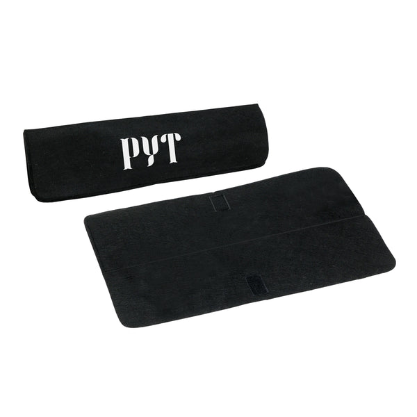 Heat Proof Mat - Black Travel Case-ACCESSORI-Pyt Hair Care