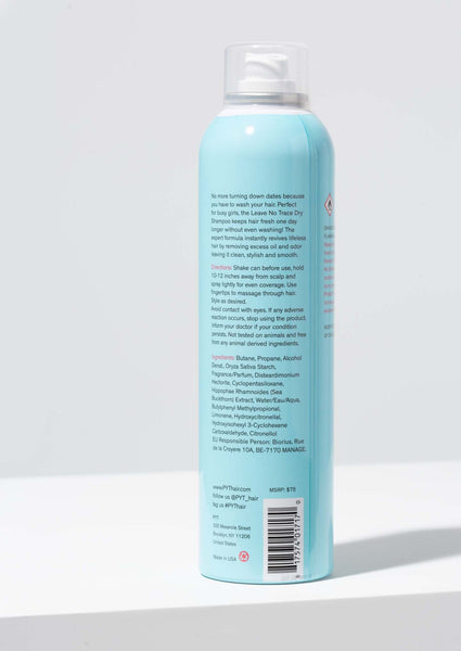 Leave No Trace - Dry Shampoo-Pyt Hair Care