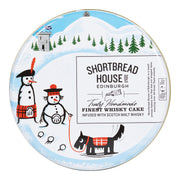 Whisky Cake by Shortbread House of Edinburgh - Rare Tea Cellar