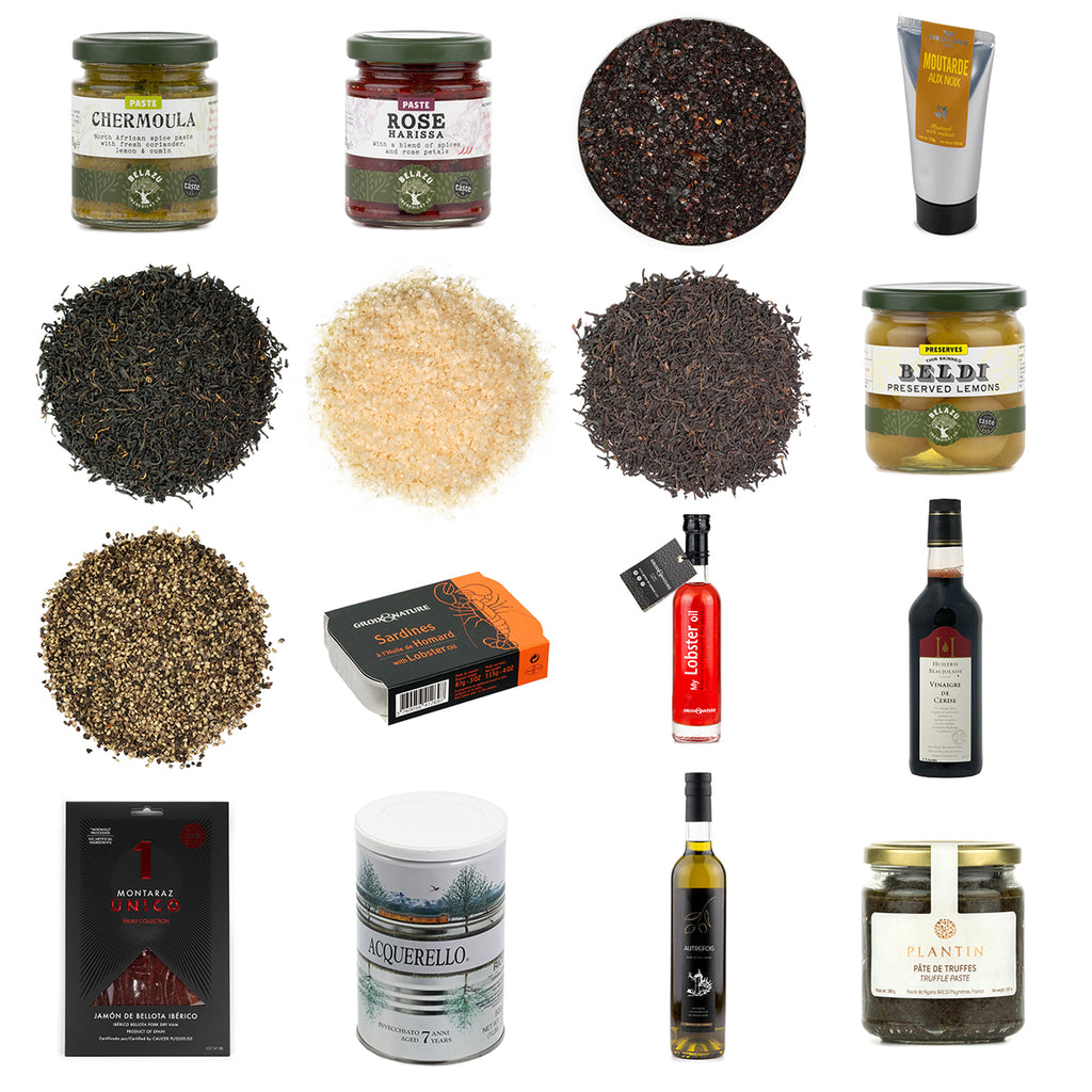 Limited Edition Gourmet Collection - Rare Tea Cellar