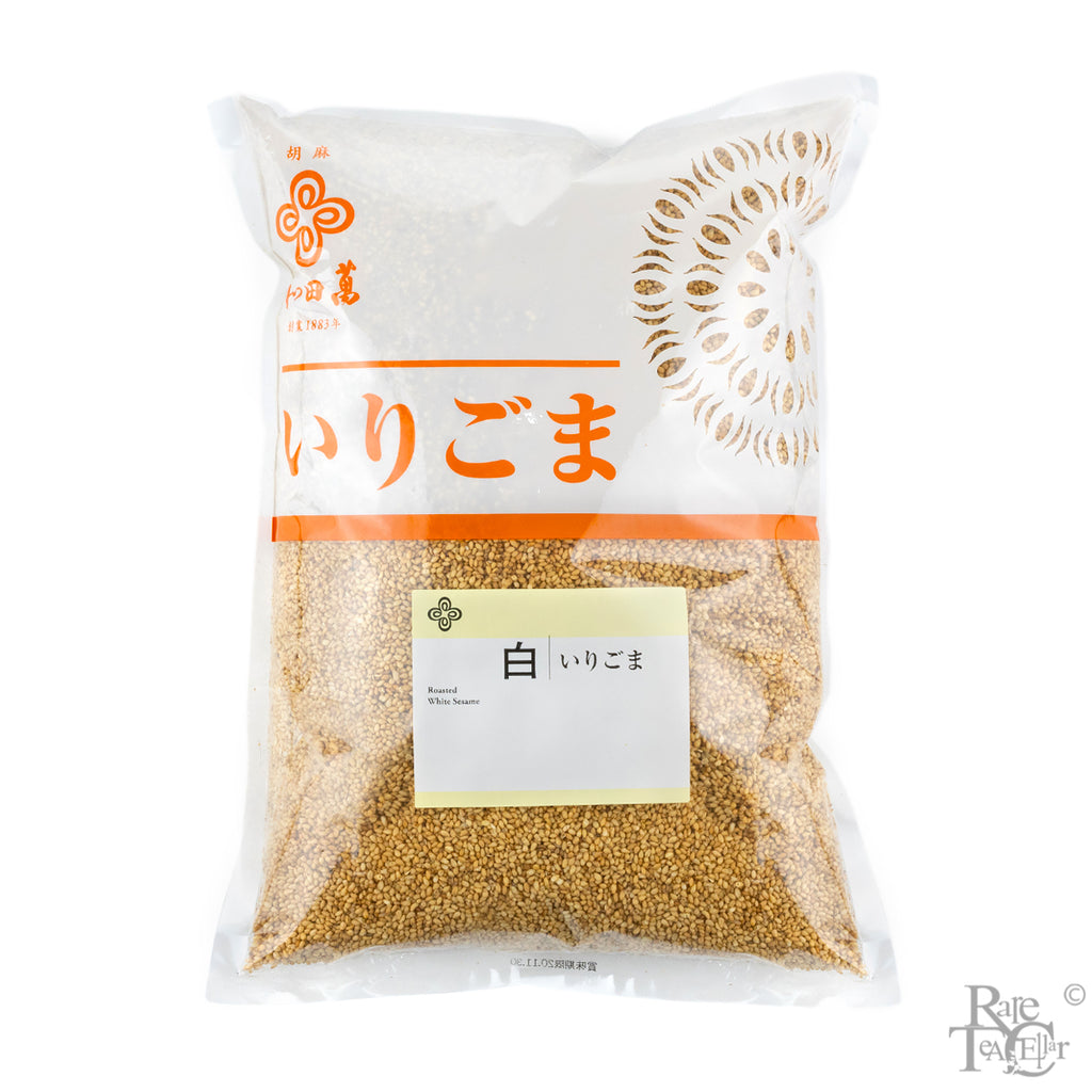 Wadaman Roasted White Sesame Seed - Rare Tea Cellar