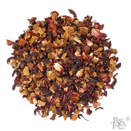 Autumn Harvest Cran-Apple (Organic) - Rare Tea Cellar