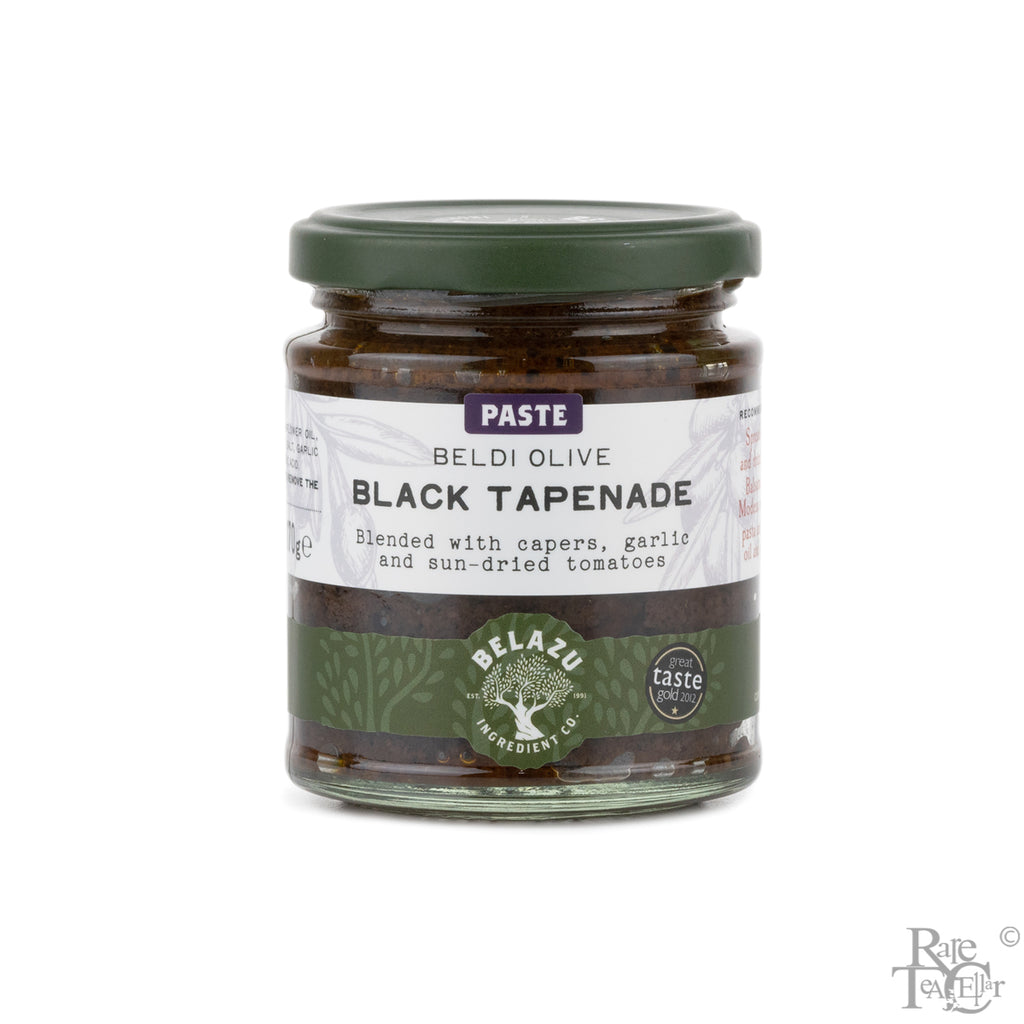 Belazu Black Tapenade Olive Paste
