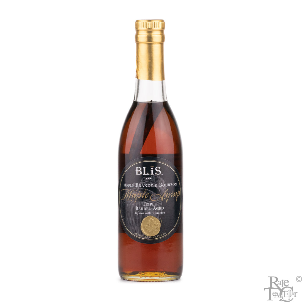 Blis Apple Brandy & Bourbon Maple Syrup - Rare Tea Cellar