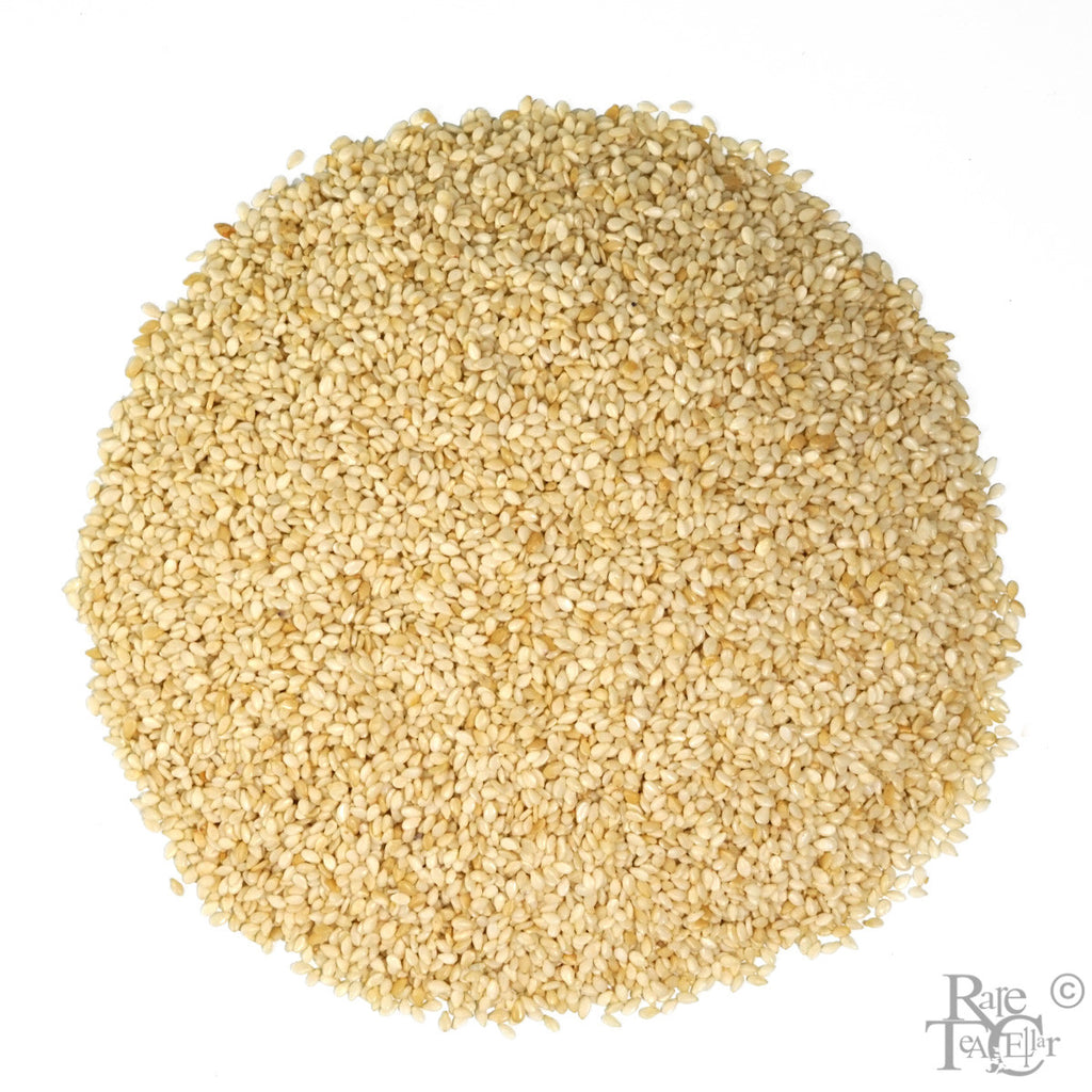 Bourbon Barrel Smoked Sesame Seeds - Rare Tea Cellar