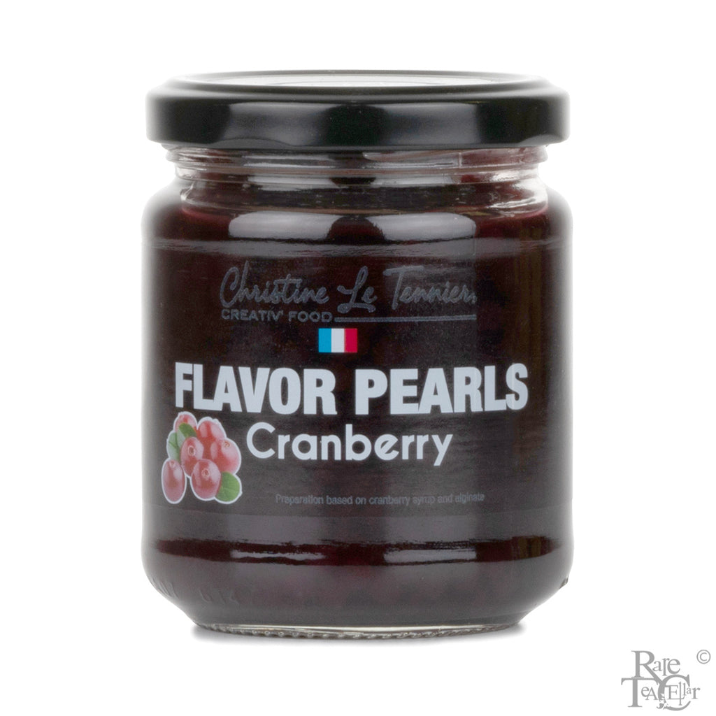 Cranberry Flavor Pearls