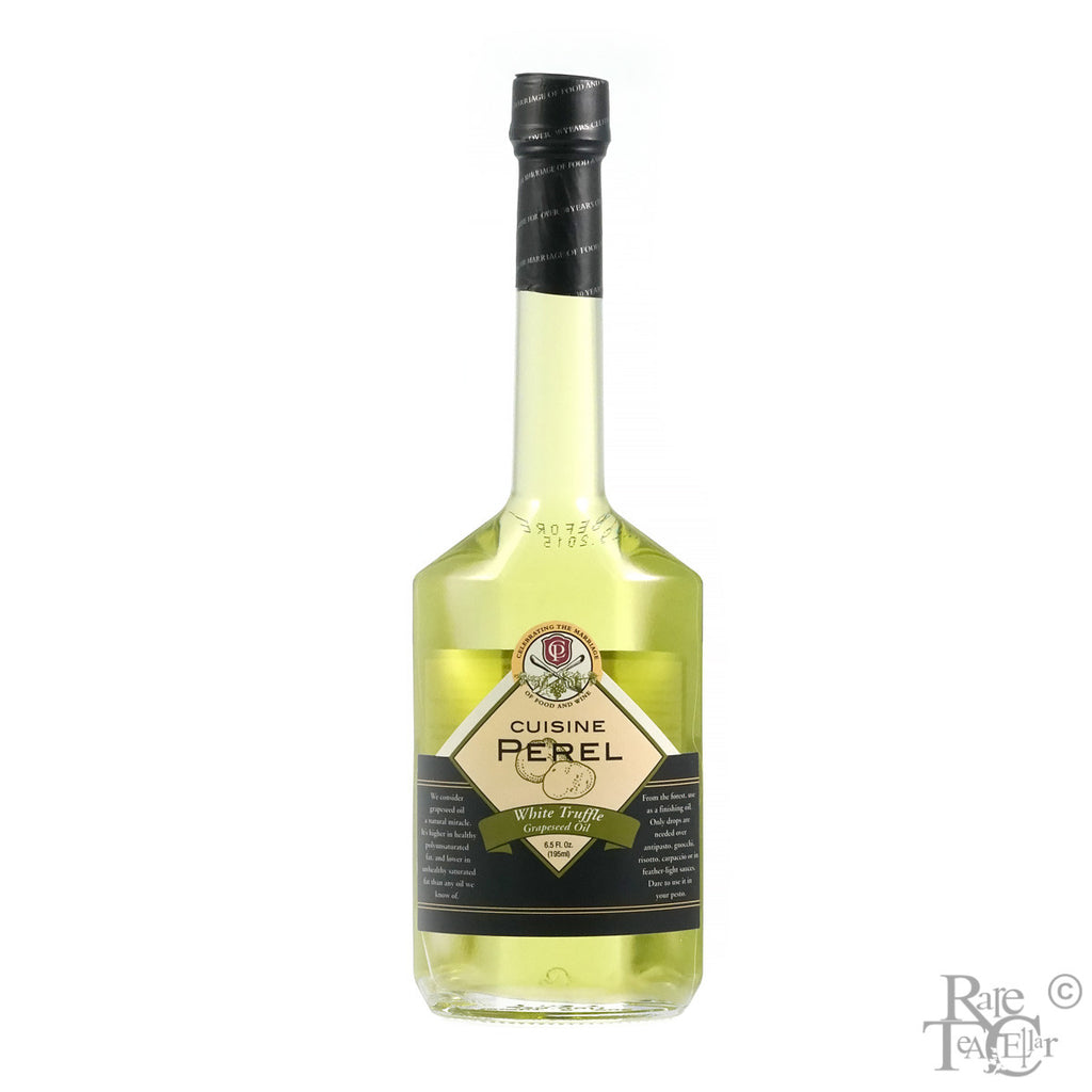 Cusine Perel White Truffle Grapeseed Oil