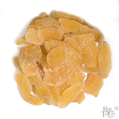 Dried Candied Ginger