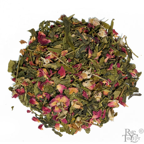 Emperor's Dragonwell Wild Rose (Organic) - Rare Tea Cellar
