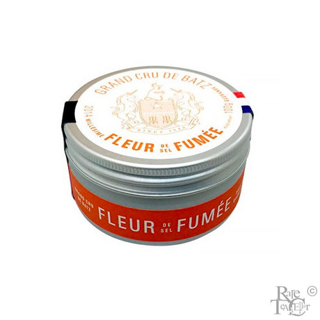 Flower Of Smoked Salt - Fleur De Sel Fumee