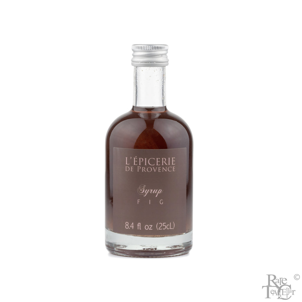 L'Epicerie de Provence French Fig Syrup - Rare Tea Cellar