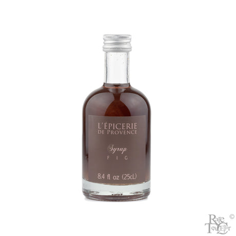 French Fig Syrup