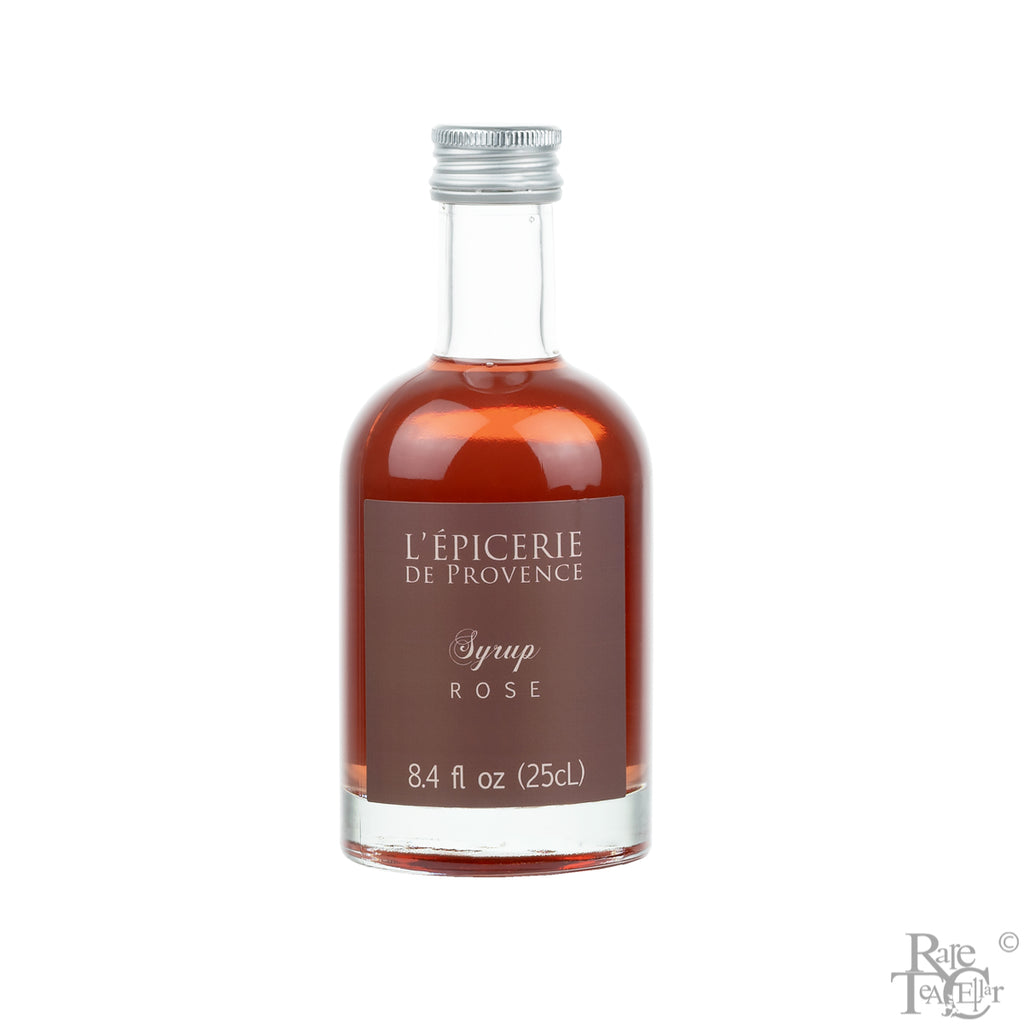 French Rose Syrup