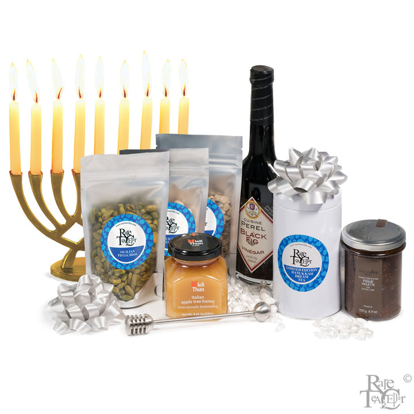 Happy Hanukkah Gift Set