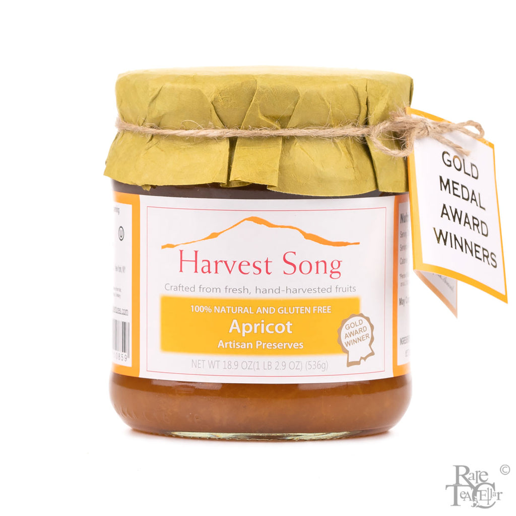 Harvest Song Apricot Preserves