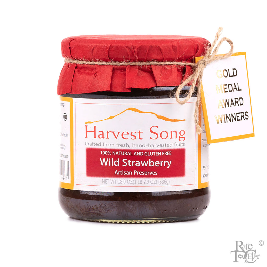 Harvest Song Wild Strawberry Preserves