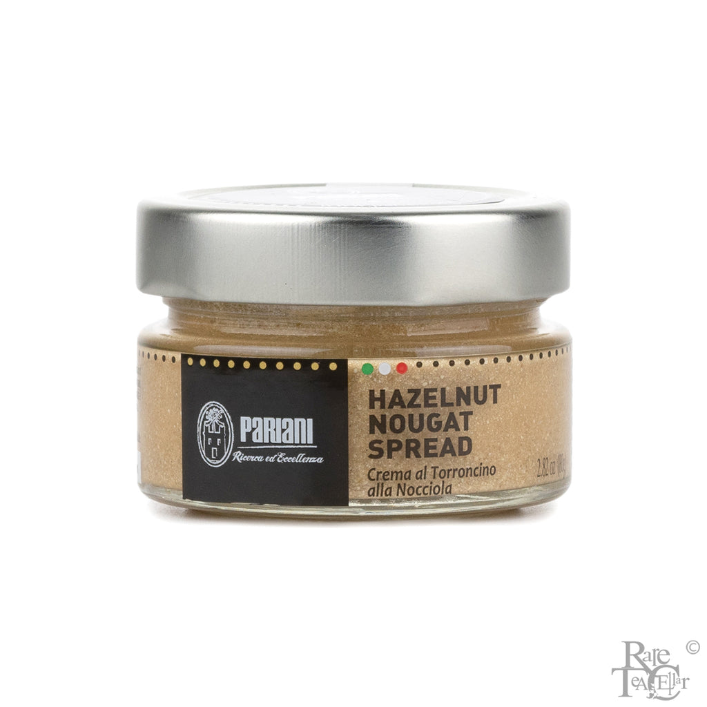 Pariani Hazelnut Nougat Spread - Rare Tea Cellar