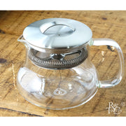 House Modern Silver Top Teapot - Rare Tea Cellar