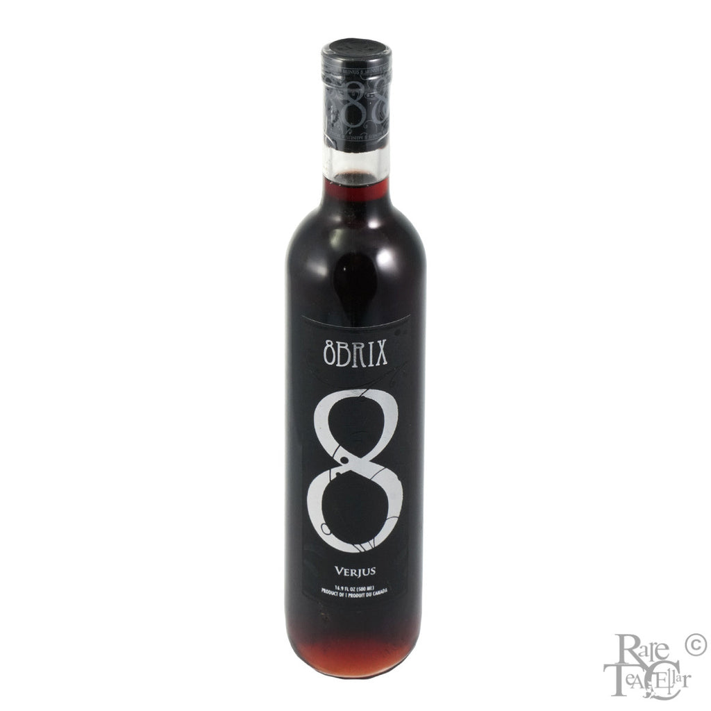 Minus 8 8 Brix Verjus Red Vinegar by Minus 8