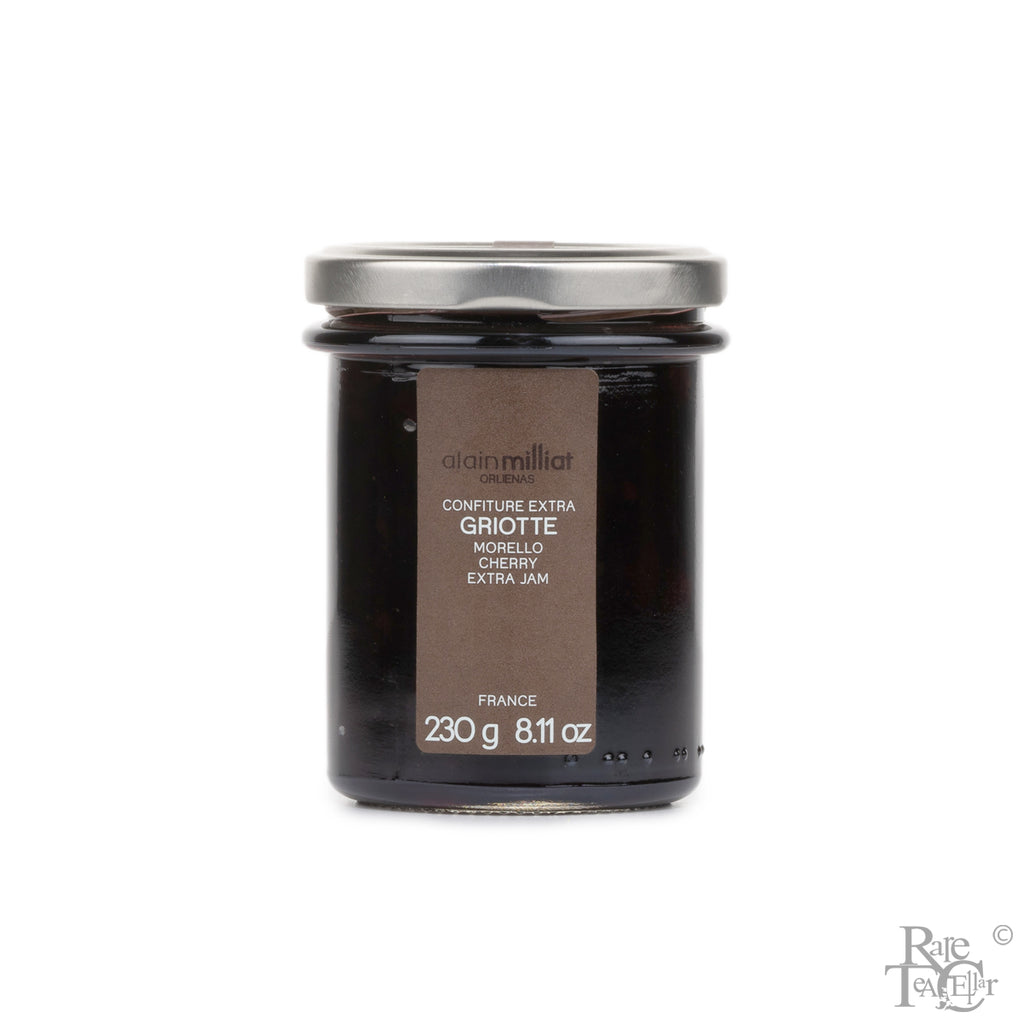 Morello Cherry Extra Jam - Alain Milliat - Rare Tea Cellar