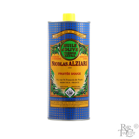 Nicolas Alziari Extra Virgin Olive Oil - Rare Tea Cellar
